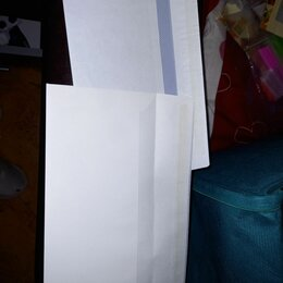 Конверты и почтовые карточки - Конверты с отрывной лентой, 0