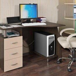 Компьютерные и письменные столы - Стол компьютерный Лорд, 0