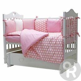 """Покрывала, подушки, одеяла - Комплект постели в кроватку """"12 месяцев"""" (6 предметов) , 0"""