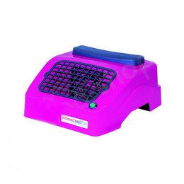 Инструменты - Настольная вытяжка для маникюра Nailfan розовая, 0