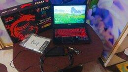 Ноутбуки - Игровой ноутбук MSI GP62MVR 7RF Leopard Pro, 0