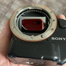 Адаптеры и переходные кольца - Sony LA-EA4 переходник с А на Е маунт, 0