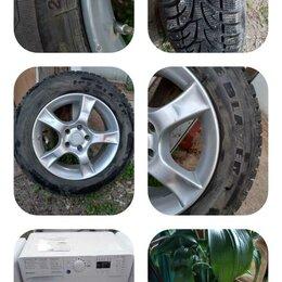 Шины, диски и комплектующие - Зимние колеса с литыми дисками на Тойота Камри , 0
