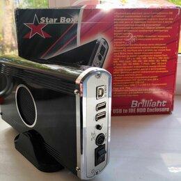 "Сумки и боксы для дисков - Бокс для жесткого диска 3.5"" Floston Star Box , 0"