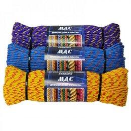 Веревки и шнуры - Шнур полипр.плет.3мм 16пр.50м, 0