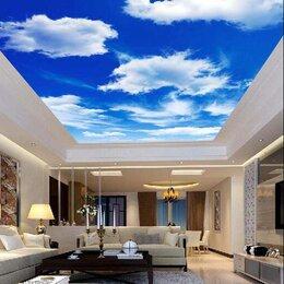 Архитектура, строительство и ремонт - Натяжные потолки 3д небо, 0