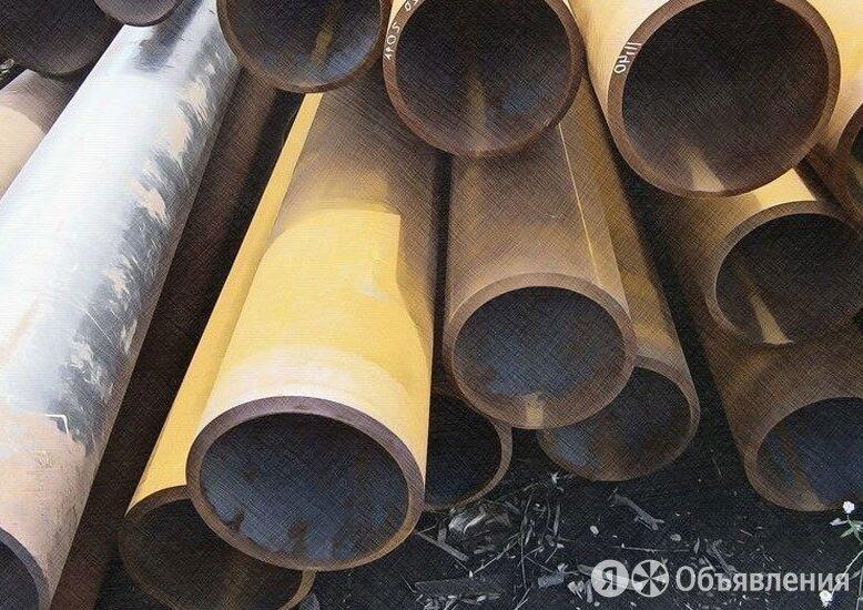 Труба бесшовная 245х17 мм ст. 10 ГОСТ 8732-78 по цене 49590₽ - Металлопрокат, фото 0