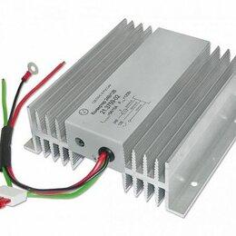 Радиодетали и электронные компоненты - Конвертер(преобр. напр-я) 24/12В 21.3759-02 (15А) (Энерг), 0