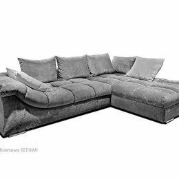 """Диваны и кушетки - """"Лаунж"""" диван с оттоманкой; нераскл.; правый; Tula 02+Mega 110 (гр.Т6/МТХ), 0"""