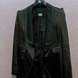 Пиджаки - Пиджак черны Dolce & Gabbana, 0