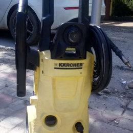 Мойки высокого давления - Автомойка Karcher K4, 0