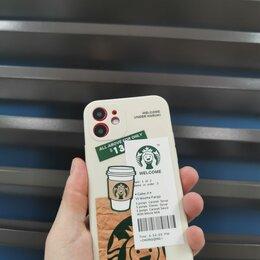 Чехлы - Чехол на iPhone Старбакс, 0