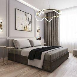 Диваны и кушетки - Дизайн-проект спальни в стиле современная классика, 0