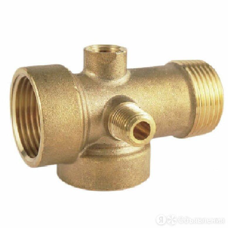 Пятиканальный фитинг Профитт 7534564 по цене 604₽ - Водопроводные трубы и фитинги, фото 0