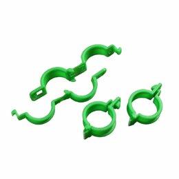 Шпалеры, опоры и держатели для растений - Садовая скрепка Greengo 3338431, 0