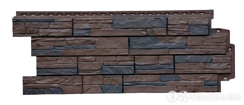 Фасадная панель Grand Line (Гранд Лайн) Элит, коллекция Сланец 1110х418 мм, ц... по цене 790₽ - Сайдинг, фото 0