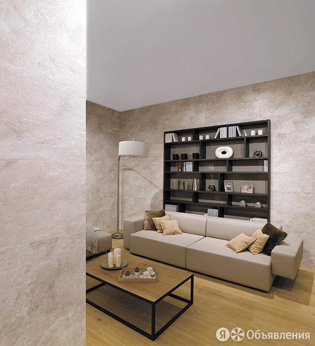 Керамическая плитка настенная Venis Mirage-Image Cream Matt 100x33.3 V1440264 по цене 5610₽ - Плитка из керамогранита, фото 0