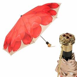 Зонты от солнца - Зонт складной Auto Georgin Coral Lux Pasotti- новый , 0