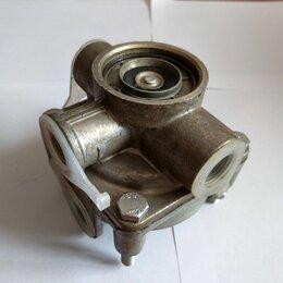 Спецтехника и навесное оборудование - Клапан ускорительный, 0