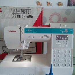 Швейные машины - Швейная машина Janome 6180 Нижний Новгород, 0