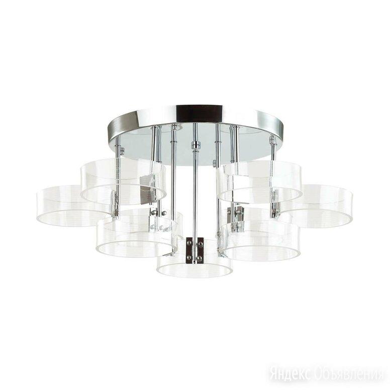 Потолочная светодиодная люстра Lumion Hudson 4496/72CL по цене 20900₽ - Люстры и потолочные светильники, фото 0
