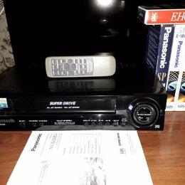Видеомагнитофоны - Кассетный видеомагнитофон Panasonik NV-SJ30EU, 0