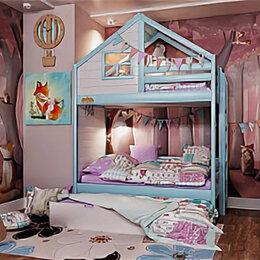 Кровати - Кровать-домик ЛегкоМаркет Сканди-2, 0
