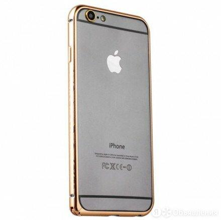 iBacks Бампер металлический iBacks Flame Aluminium Bumper for iPhone 6s/ 6 (... по цене 460₽ - Универсальные внешние аккумуляторы, фото 0