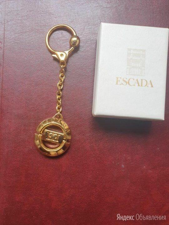 Брелок Escada по цене 13000₽ - Брелоки и ключницы, фото 0