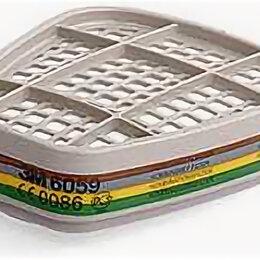 Средства индивидуальной защиты - Патрон (фильтр) 3м 6059 сменный (зм), 0
