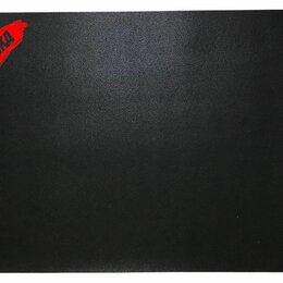 Коврики для мыши - Игровой коврик для мыши 40х60 см  двухсторонний черный-красный, 0