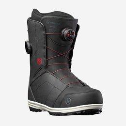 Защита и экипировка - Ботинки для сноуборда NIDECKER Triton Black, 0