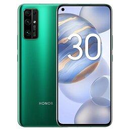 Мобильные телефоны - Смартфон Honor 30 8/128GB (изумрудно-зеленый), 0