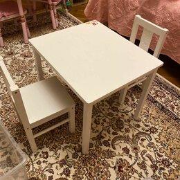 Столы и столики - Стулья и стол Криттер ИКЕА, 0