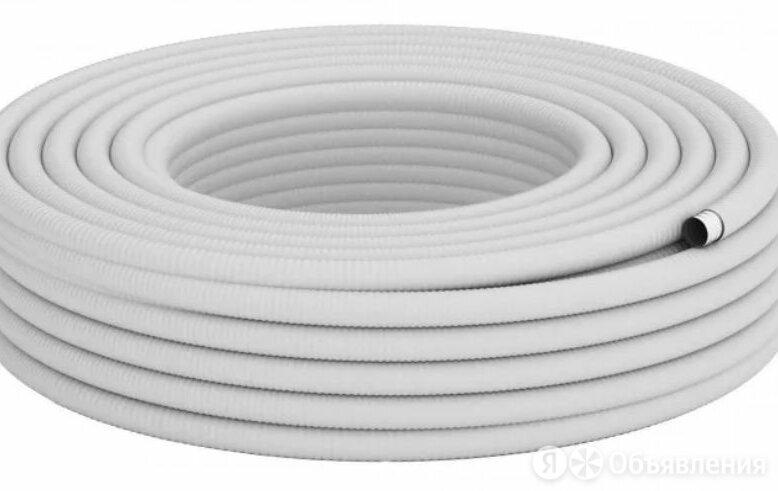 Труба гофра нерж термообработанная в Белой п/э оболочке HFP20A (Lavita) по цене 305₽ - Электрический теплый пол и терморегуляторы, фото 0