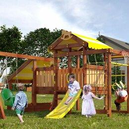 Игровые и спортивные комплексы и горки - Детская площадка Савушка Baby play 12, 0