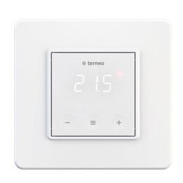 Электрический теплый пол и терморегуляторы - Терморегулятор для теплого пола terneo s сенсорный, 0