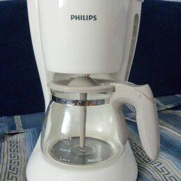 Кофеварки и кофемашины - Кофеварка капельная Philips HD7447/00, 0