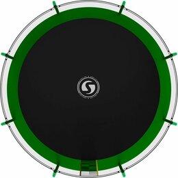 Каркасные батуты - Батут swollen Comfort 12 FT (Green), 0