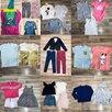 Пакет вещей девочке 122 zara по цене 5000₽ - Футболки и майки, фото 0