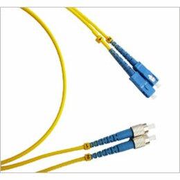 Аксессуары и запчасти для оргтехники - Оптический шнур TWT 2SC-2FC/SU-1.0, 0
