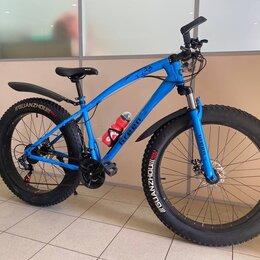 Велосипеды - Велосипед фэтбайк (веломагазин), 0