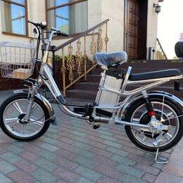 Велосипеды - Электровелосипед алюминиевый 60v xinze electric bicycle, 0