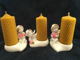 Декоративные свечи - Свечи из натурального пчелиного воска, 0