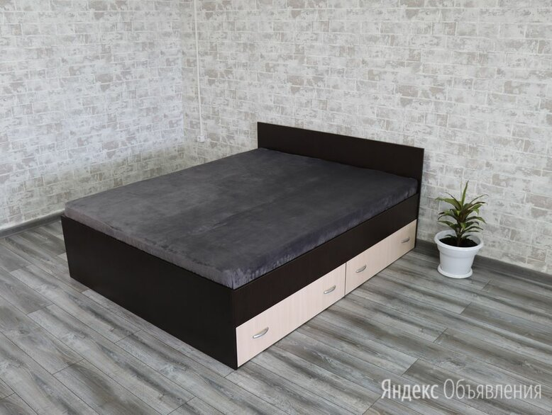 Кровать с матрасом 180х200 по цене 19800₽ - Кровати, фото 0