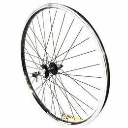 Обода и велосипедные колёса в сборе - Заднее колесо на велосипед 26 дюймов под кассету, 0