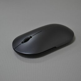 Мыши - Беспроводная мышь Xiaomi Mi Elegant Mouse Metallic, 0