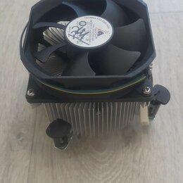 Кулеры и системы охлаждения - Glacial Tech (Al+Cu) Socket 775, 0
