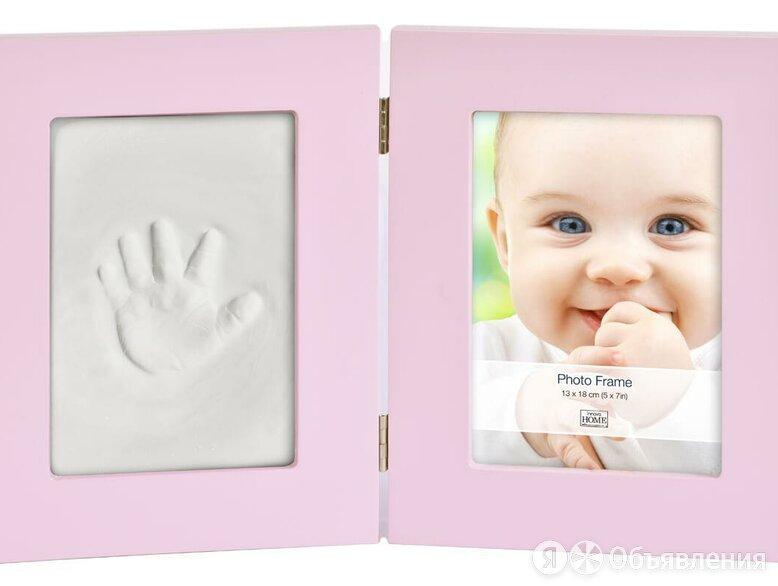 Фоторамка Innova PI07885 Фоторамка 13*18 + набор для лепки Baby Keepsake phot... по цене 1684₽ - Фоторамки, фото 0