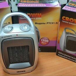 Обогреватели - Тепловентилятор Crown PTC01-N, 0